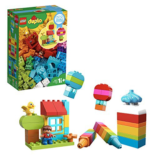 レゴ(LEGO) ブロック おもちゃ デュプロのいろい...