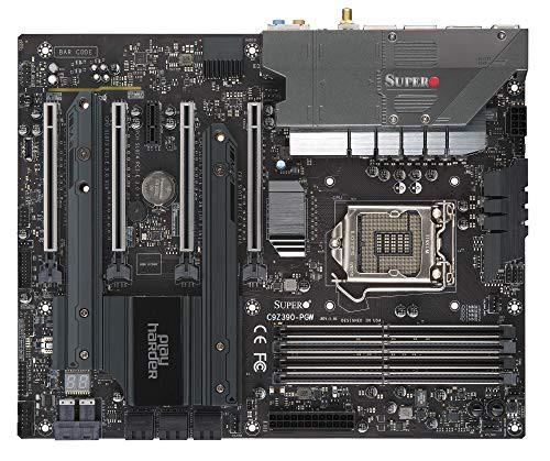 SuperO C9Z390-PGW ATX ゲーミングマザーボード [...