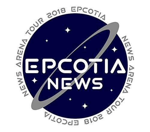 NEWS ARENA TOUR 2018 EPCOTIA(DVD初回盤)(中古品...