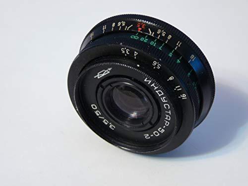 Industar 50-2 RUSSIAN LENS FOR FujiFilm FX RAR...