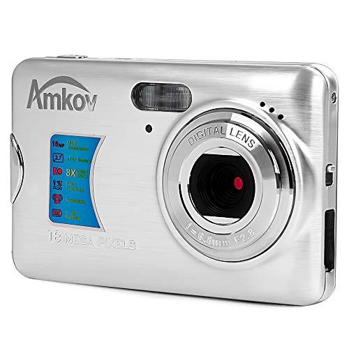 デジタルカメラ デジカメ HD 18.0MP 1800万画素 ...