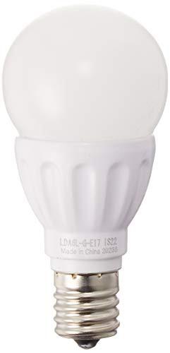 オーム電機 LED電球 小形(60形相当/787lm/6.4W/...