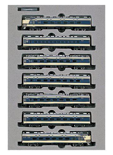 Nゲージ 10-395 583系基本 (7両)(未使用品)
