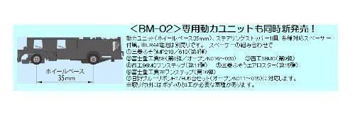 トミーテック 全国バスコレクション BM-02 専用動...