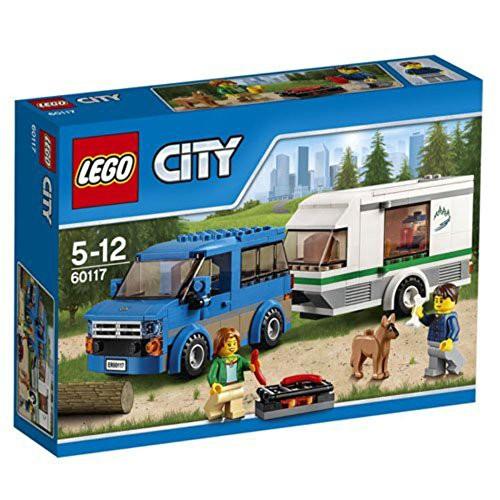 レゴ (LEGO) シティ キャンピングカー 60117(未使...