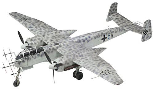 プラッツ 1/72 He219A-7 ウーフー プラモデル AE-...