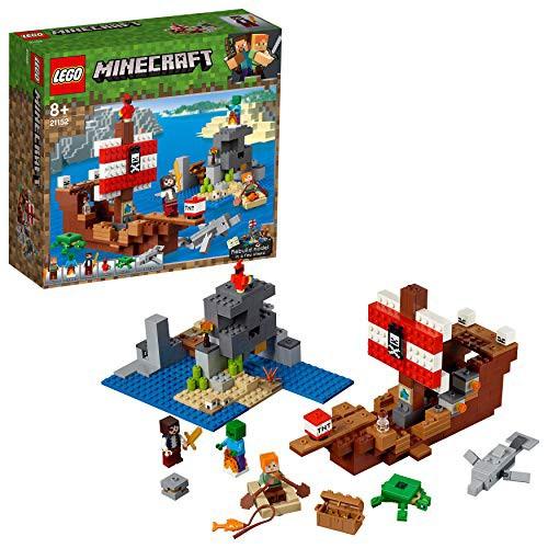 レゴ(LEGO) マインクラフト 海賊船の冒険 21152(...