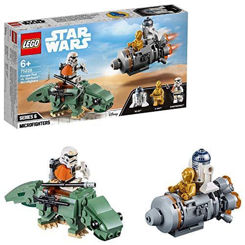 レゴ(LEGO) スター・ウォーズ 脱出ポッド vs.デュ...