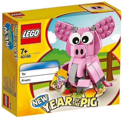 レゴ(LEGO)40186 New Year of the Pig 2019 亥...
