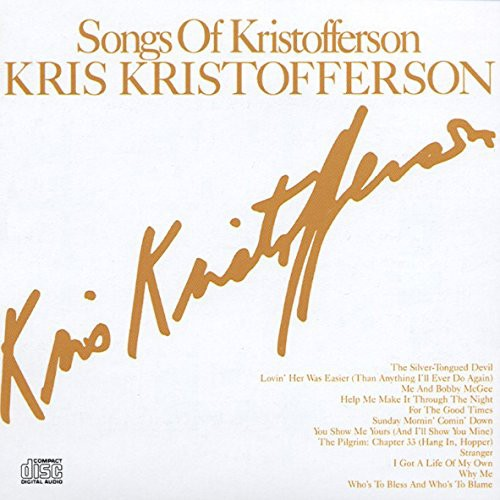 Songs of Kris Kristofferson(中古品)