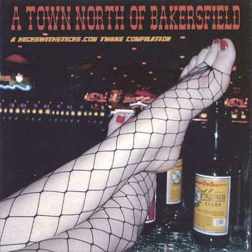 Town North of Bakersfield(中古品)