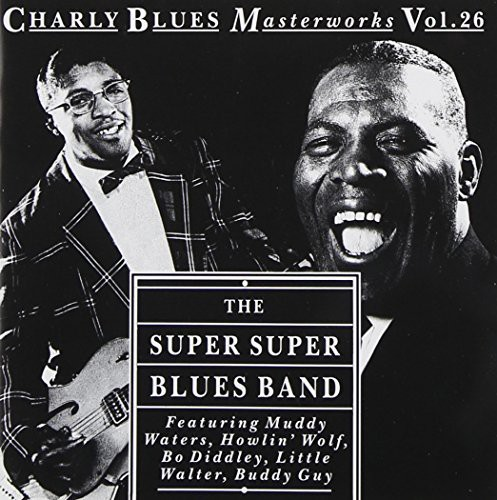 Buddy Guy Muddy Waters Bo Diddley(中古品)