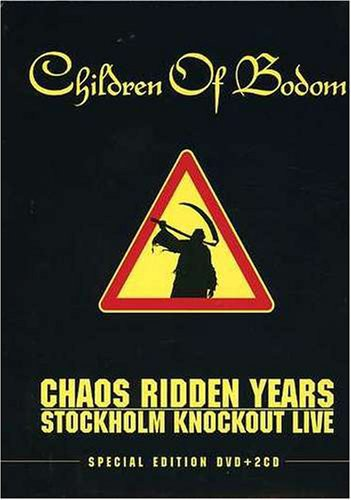 Chaos Ridden Years/Stockholm Knockout Live(中...