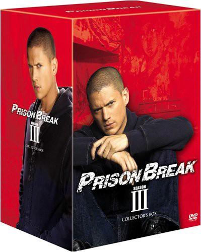 プリズン・ブレイク シーズンIII DVDコレクターズ...