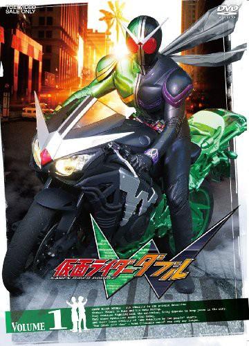 仮面ライダーW Vol.1 [DVD](中古品)