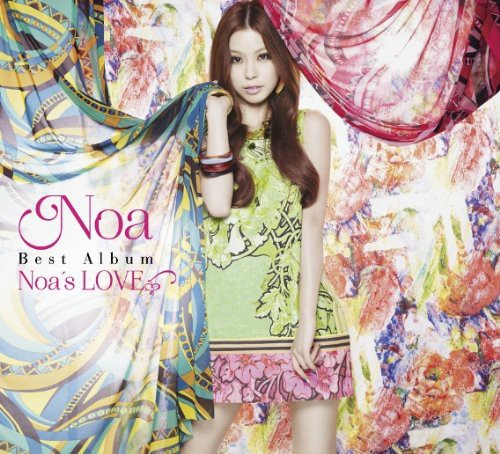 Noa's LOVE 初回限定盤(中古品)