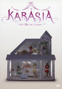 KARA 1st JAPAN TOUR KARASIA(初回限定盤) [DVD](...