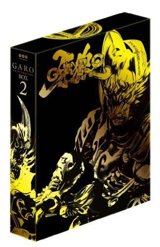 牙狼 [GARO]~闇を照らす者~ DVD-BOX(2)(中古品)