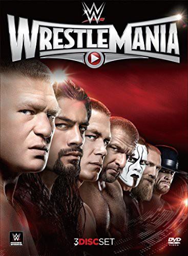 WWE レッスルマニア31 [DVD](中古品)