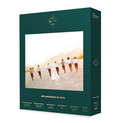 Bts Memories Of 2016(中古品)