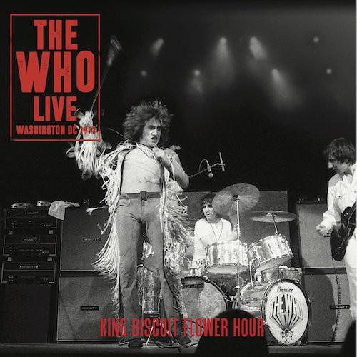 Live Washington DC 1973 King Biscuit Flower Ho...