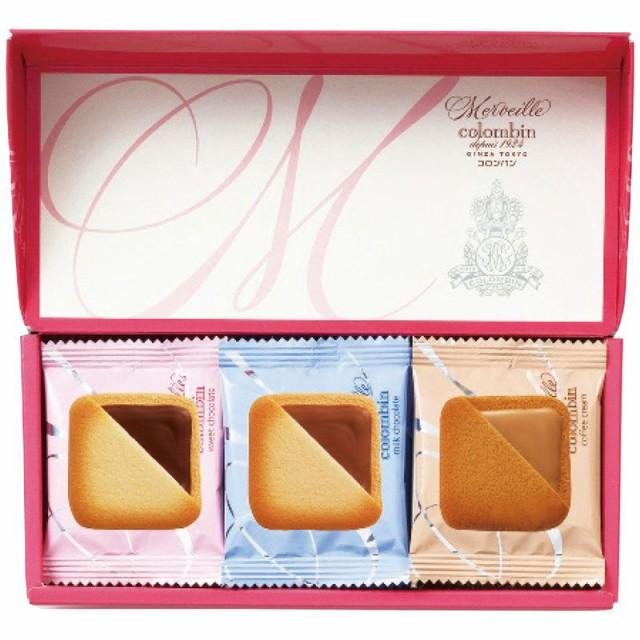 銀座コロンバン東京 チョコサンドクッキー(メルヴ...