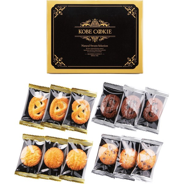 神戸のクッキーギフト (KCG-A)