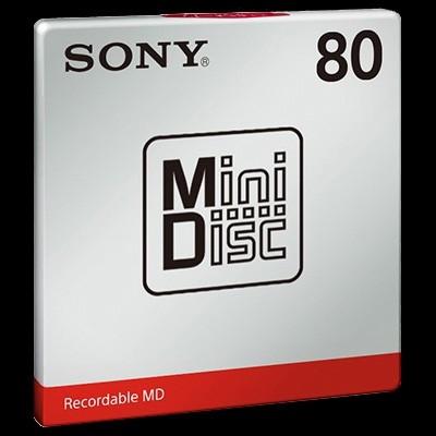 ソニーミニデスク MDW80T
