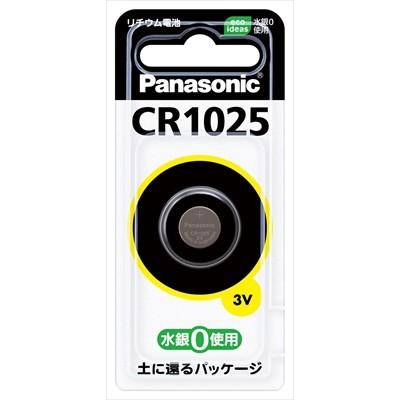 リチウムコイン電池1025 CR-1025