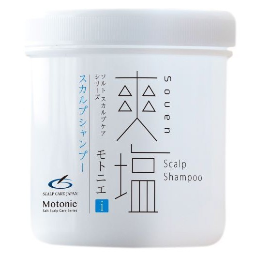 スカルプシャンプー モトニエi爽塩(ソウエン) 350...