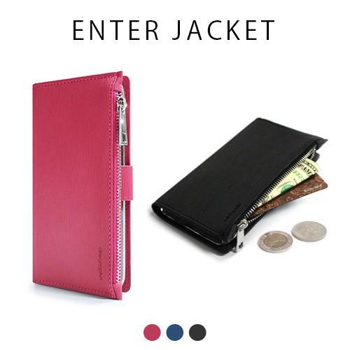 [iPhone XS/Xケース] ENTER JACKET(ドリームプラ...