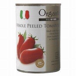 有機ホールトマト缶 単品