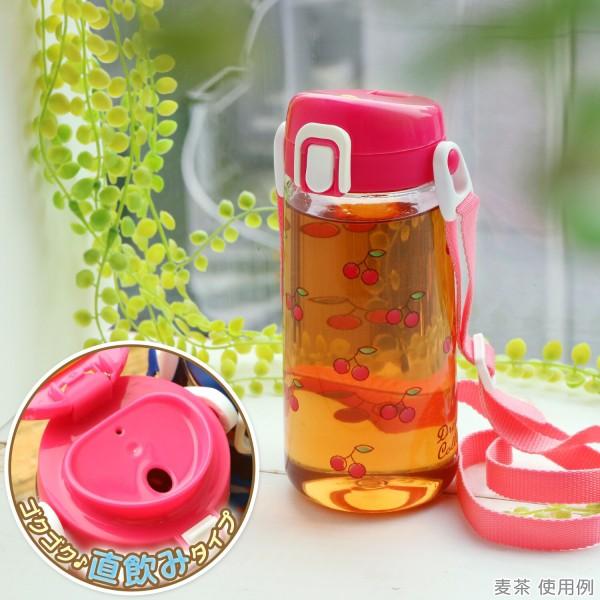 ドリームコレクション クリア水筒ボトル(直飲み) ...