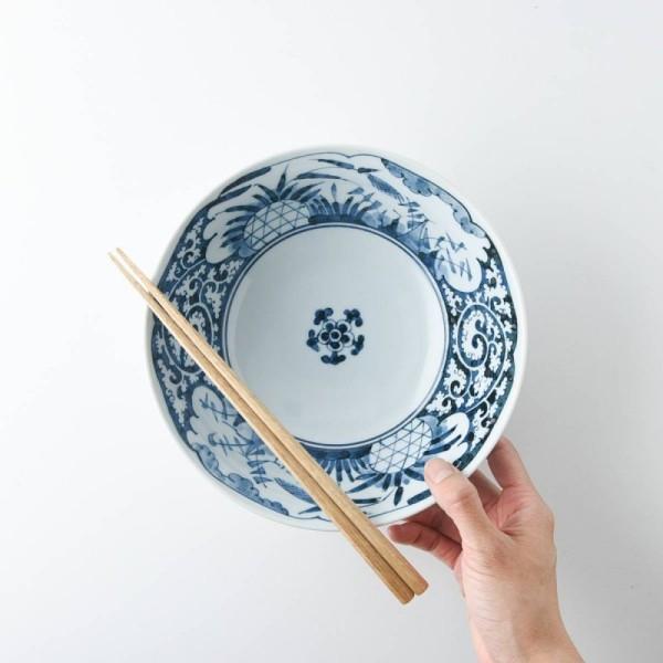 19.5cm雲唐草丼 ※B級品(アウトレット品)