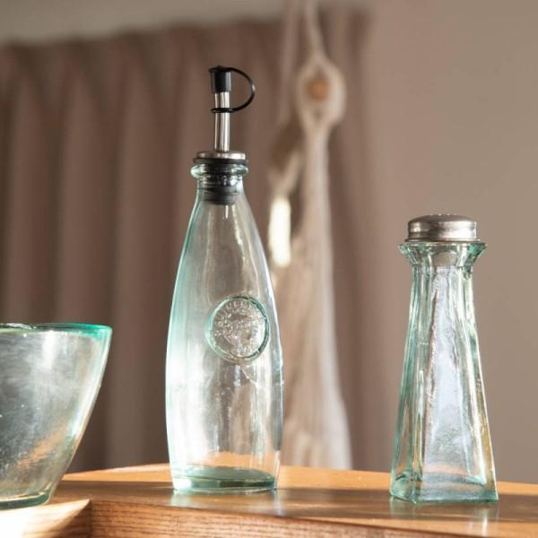 リサイクルガラス ボテラオイルボトル 285cc ※B...