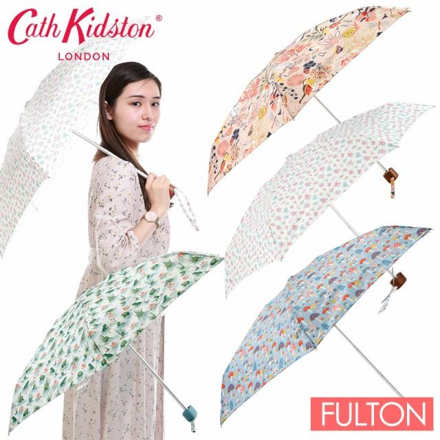 レディース傘 雨傘 FULTON フルトン 折りたたみ傘 キャスキッドソン コラボモデル 花柄 Cath Kidston Tiny-2