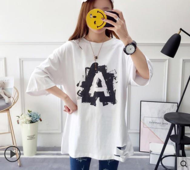 春新作 春服  Tシャツ オーバーサイズ ビッグシ...