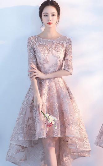 パーティドレス 結婚式ドレス 二次会 お呼ばれ 2...