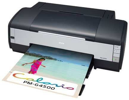 EPSON Colorio インクジェットプリンター PM-G450...