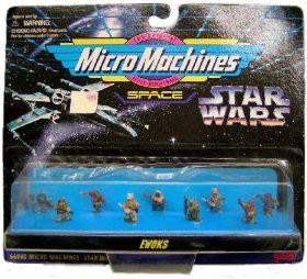 Star Wars Micro Machines Ewoks / スターウォー...