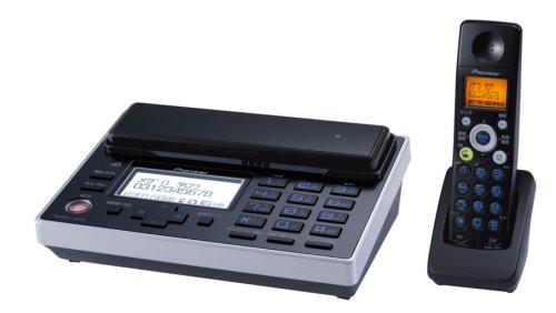 Pioneer デジタルコードレス電話機 子機1台付き ...