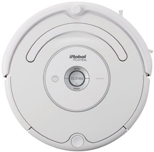iRobot Roomba 自動掃除機 ルンバ 537 白色(中古...