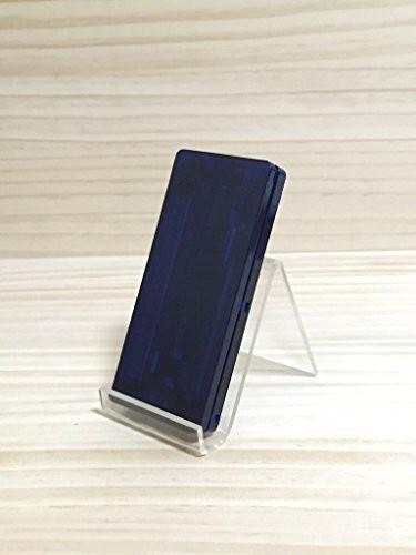 iida X-RAY(TSX06) ブルー 携帯電話 白ロム au(...