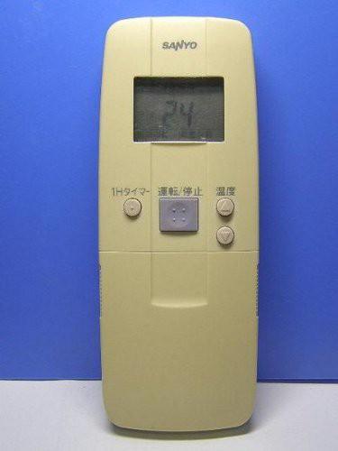 サンヨー エアコンリモコン RCS-LVR7A(中古品)