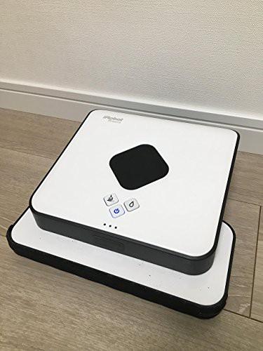 ブラーバ 380j アイロボット 床拭きロボット 簡単...