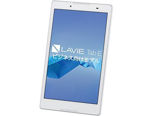NEC 8型Android タブレットパソコン LAVIE Tab E ...
