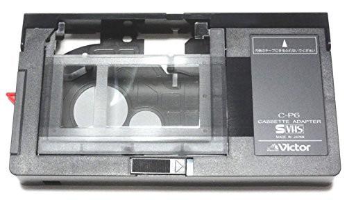 Victor C-P6 VHS-C カセットアダプター(中古品)...