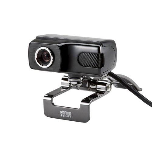 サンワサプライ WEBカメラ Full HD対応500万画素 ...