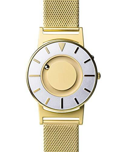 EONE Bladley 腕時計 イエローゴールド メッシュ...