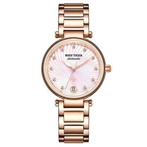 REEF TIGER 腕時計 アナログ表示 自動巻き RGA159...